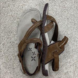 Merrel Performance Sandal.  Color brown, Size 10.